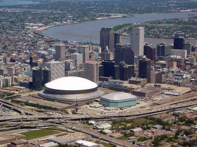 Superdome, Visit New Orleans