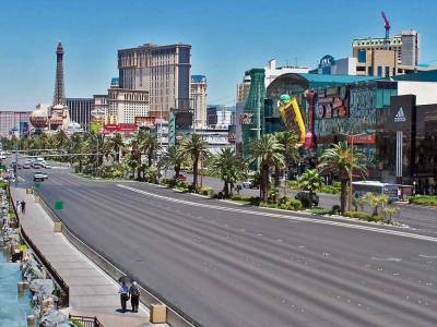 The Strip, Visit Las Vegas