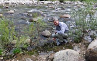 Tim, Kings River, Kings Canyon