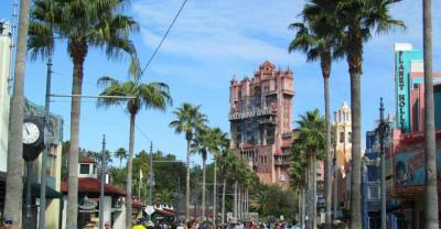 Tower of Terror, Hollywood Studios, Visit Orlando