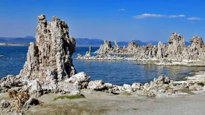 Tufa Rocks, Mono Lake