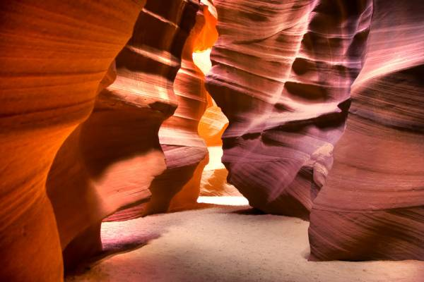 Upper Antelope Canyon, Grand Canyon Area Tour