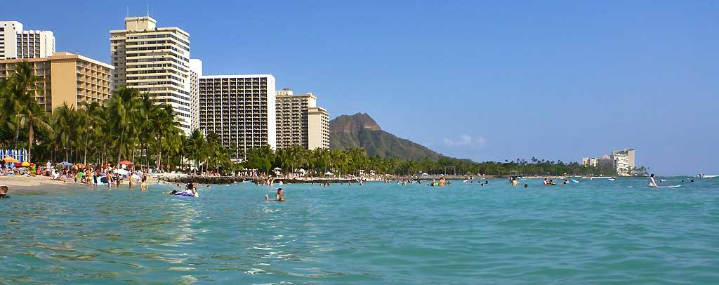 Visit Waikiki Beach, Oahu