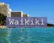 Waikiki Title Page