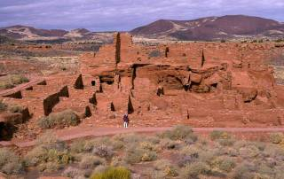 Wupatki Pueblo, Grand Canyon Area Tour