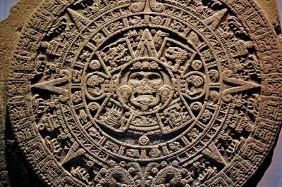 Aztec Sun Stone, Visit Mexico City