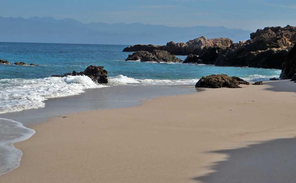 Lovely Beach, Marietas Islands Day Trip