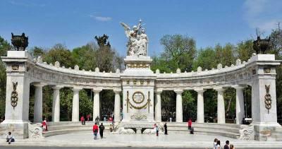 Benito Juarez Monument, Visit Mexico City