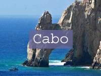 Cabo San Lucas Title Page