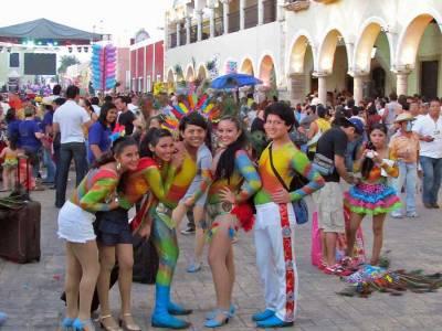 Carnaval, Valladolid, Chichén Itzá Tour