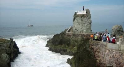 Cliff Diver, El Clavadista, Mazatlán Shore Excursion