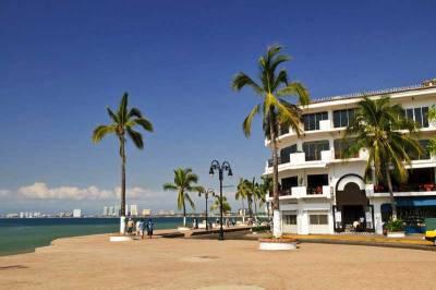 El Malecon Waterfront Walk, Visit Puerto Vallarta