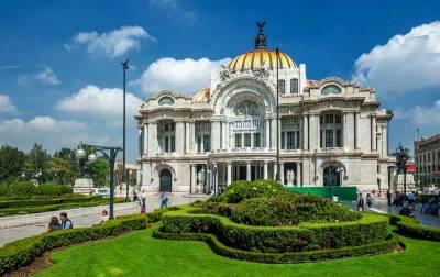 Fine Arts Museum, Palacio de Bellas Artes, Visit Mexico City