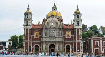 Basilica of Our Lady of Guadalupe, Visit Mexico City