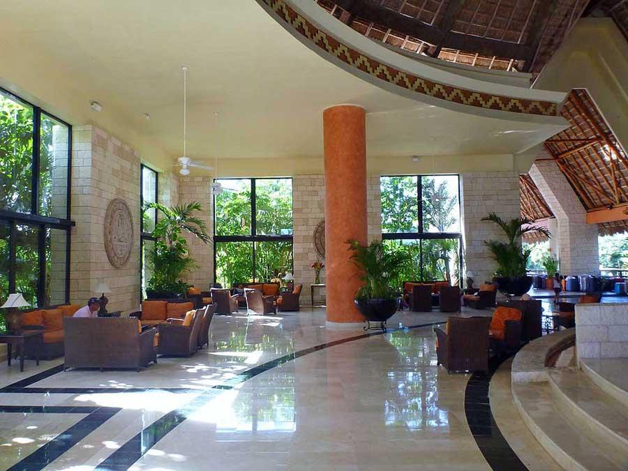 Lobby, Gran Bahia Principe Tulum