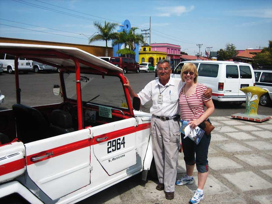 Hernan's Pulmonia, Mazatlán Shore Excursion