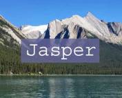 Jasper Title Page