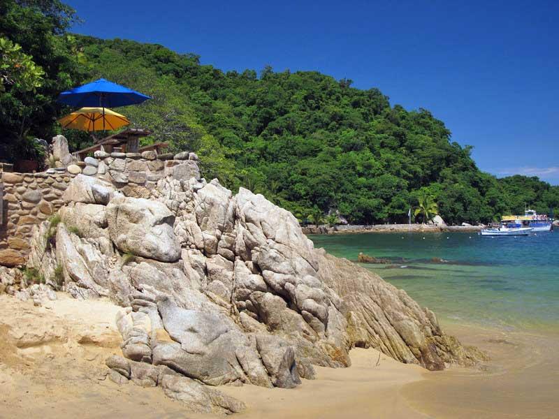 Las Caletas Beach, Puerto Vallarta Shore Excursion