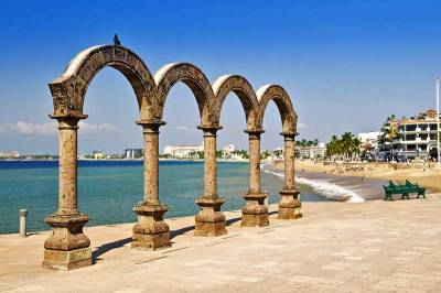 Los Arcos Amphitheater, Malecón, Visit Puerto Vallarta