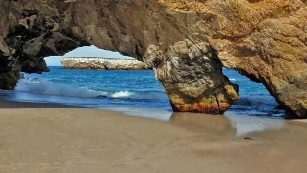 Marietas Islands Arches