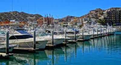 Marina, Cabo San Lucas