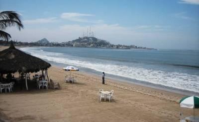 Visit Mazatlán Malecon Beach