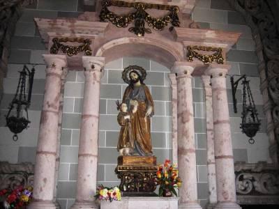 Mazatlán Cathedral Interior, Visit Mazatlán