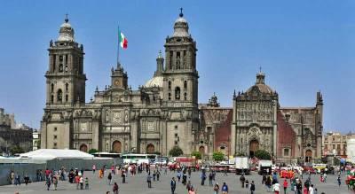 Metropolitan Cathedral, Zocalo, Visit Mexico City