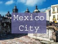 Mexico City Title Page