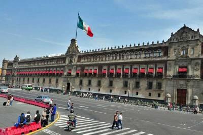 nNational Palace, Zocalo, Visit Mexico City