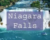 Niagara Falls Title Page