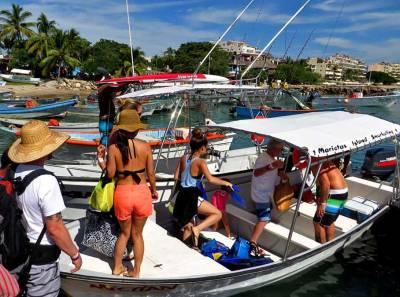 Punta Mita Tour Boarding, Marietas Island Day Trip