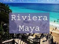 Riviera Maya Title Page