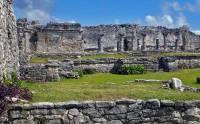 Ruins at Tulum, Riviera Maya, Xel-Há Tulu Tour