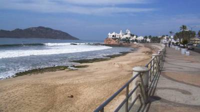 Sheik Restaurant, Malecon, Visit Mazatlán