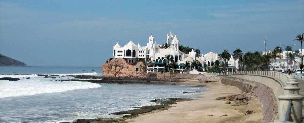 Sheik Restaurant, Malecon, Mazatlán Shore Excursion