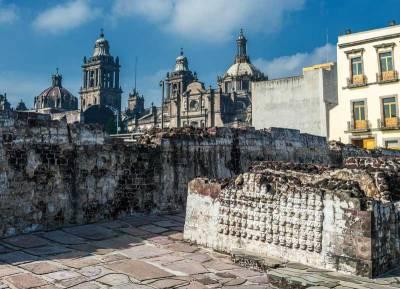 Templo Mayor, Visit Mexico City