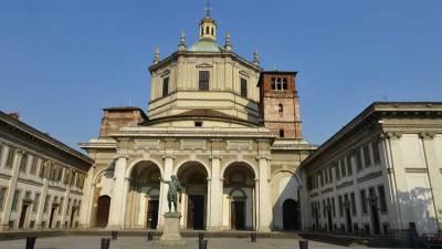 Basilica San Lorenzo Maggiore, Milan Visit
