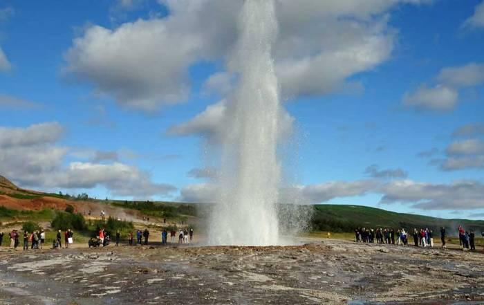 Geysir, Iceland Golden Circle Tour