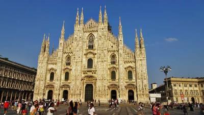 Milan Cathedral, Milan Visit