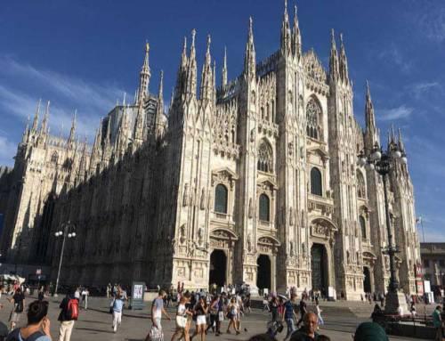 Milan Visit