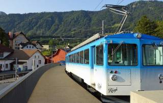 Arth-Goldau - Mount Rigi Cog Train