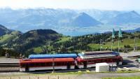 Mount Rigi Summit Cog Trains