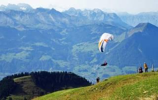 Mount Rigi Paragliding