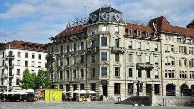Neue Zurcher Zeitung Building, Visit Zurich