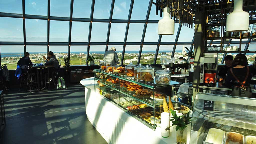 Perlan Restaurant & Coffee Shop, Reykjavik Visit