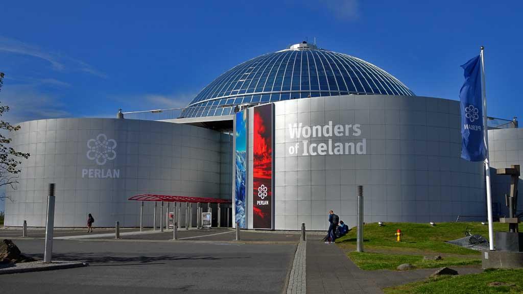 Perlan, Reykjavik Visit