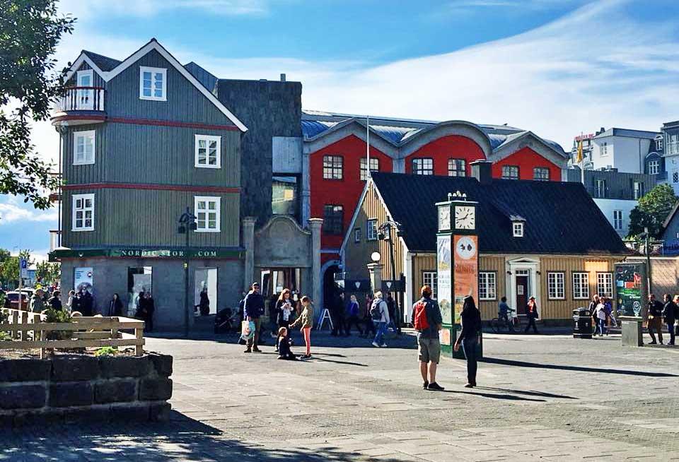 Reykjavik Old Town