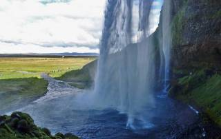 Seljalandfoss Waterfall, Iceland South Coast Day Trips