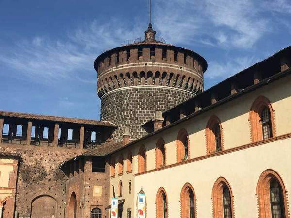 Sforza Castle, Milan Visit